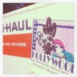 Hollywood UHaul